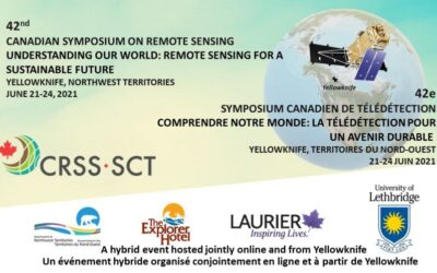 42nd Annual Canadian Symposium on Remote Sensing