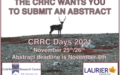 Call for Abstracts – CRRC Days 2021